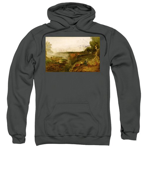 Study For The Last Judgement Sweatshirt