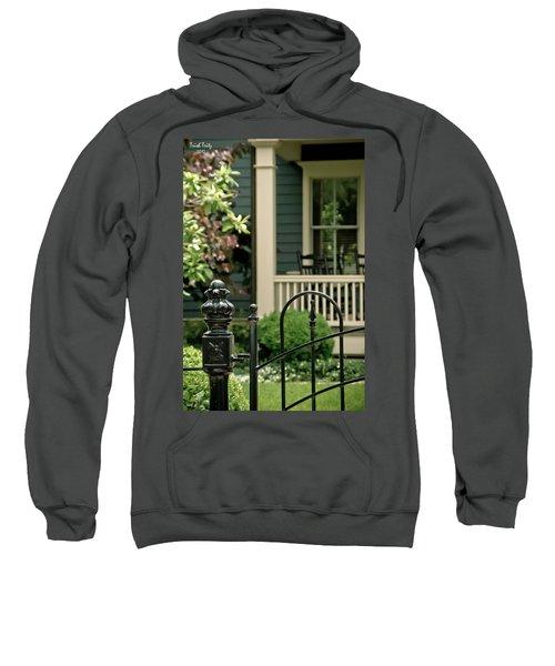 Sunday Afternoon In Doylestown Sweatshirt