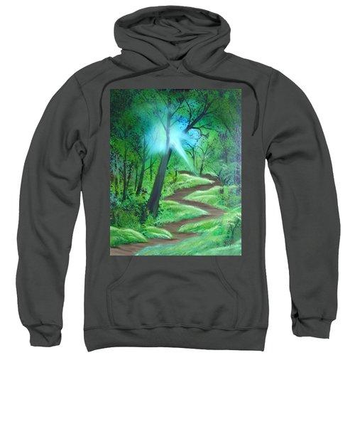 Sunlight In The Forest Sweatshirt