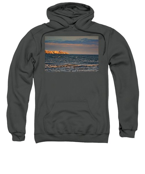 Sunset Over British Columbia Sweatshirt