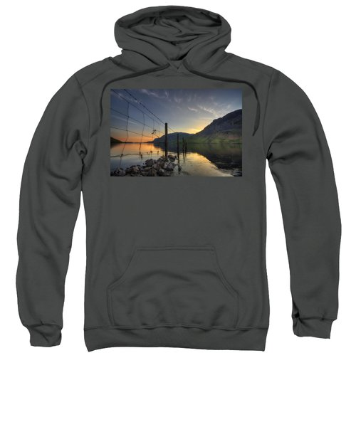 Sweet Wave Of Sunset Sweatshirt