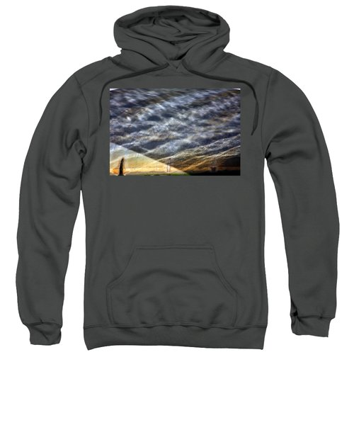 Thames Reflections Sweatshirt