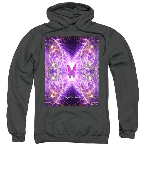 The Angel Of Wishes Sweatshirt