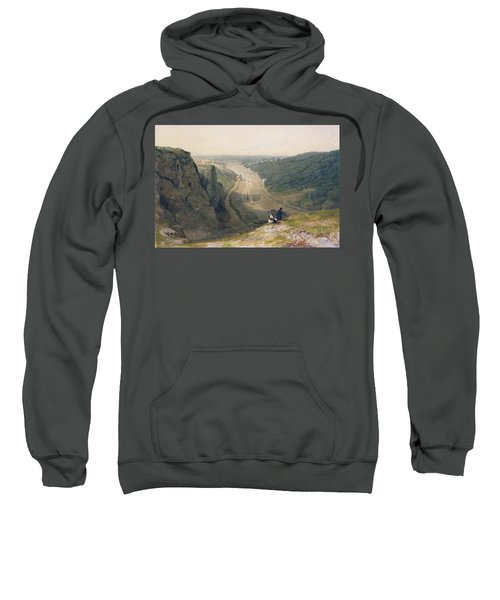 The Avon Gorge - Looking Over Clifton Sweatshirt