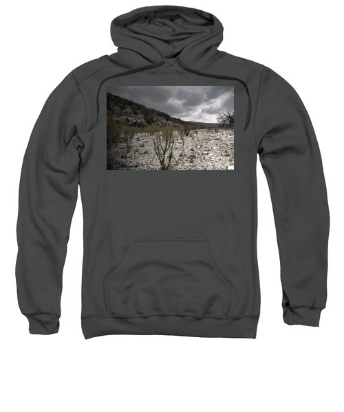 The Bank Of The Nueces River Sweatshirt
