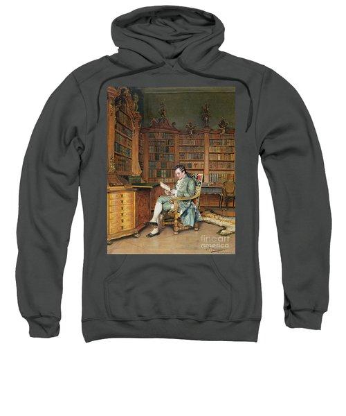 The Bibliophile Sweatshirt