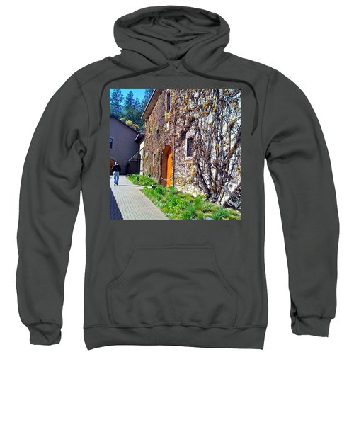 The Hess Collection - Napa Ca Sweatshirt
