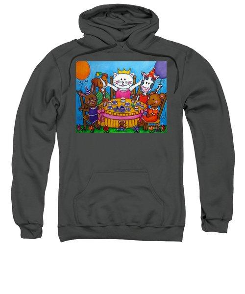 The Little Tea Party Sweatshirt