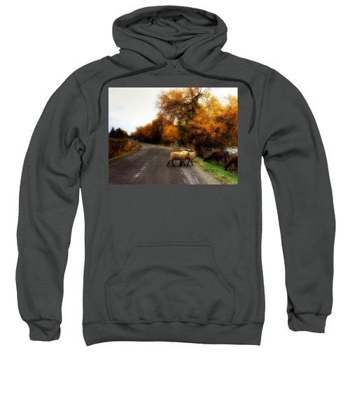 The Other Side Of The Road Sweatshirt