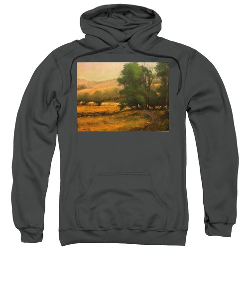 The Road Less Traveled Sweatshirt
