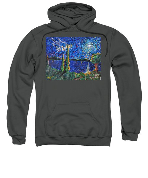 Three Wishes Sweatshirt