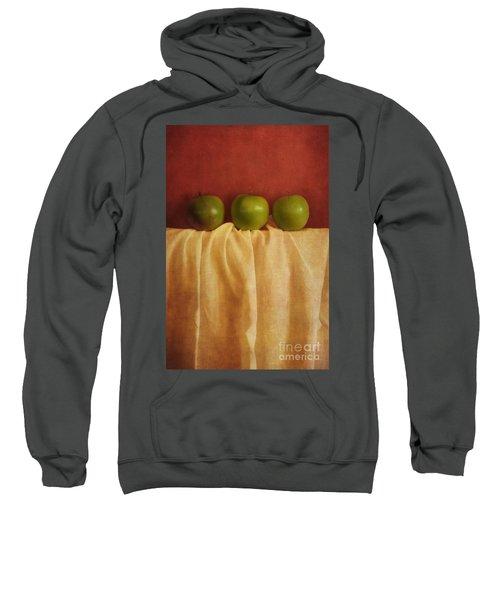 Trois Pommes Sweatshirt