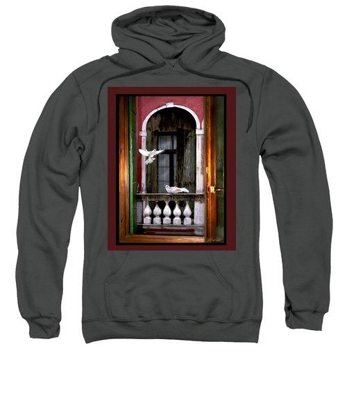 Venice Window Sweatshirt