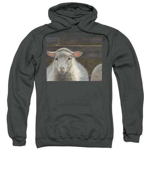 Waiting For The Shepherd Sweatshirt