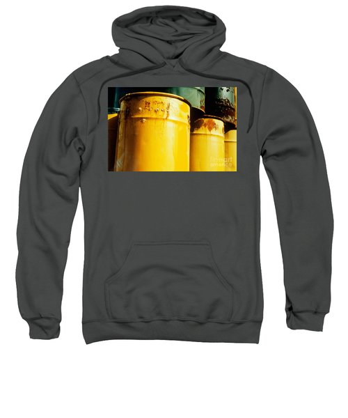 Waste Drums Sweatshirt