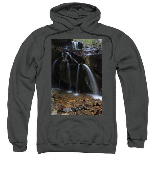 Waterfall On Emory Gap Branch Sweatshirt