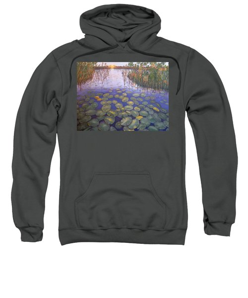 Waterlillies South Africa Sweatshirt