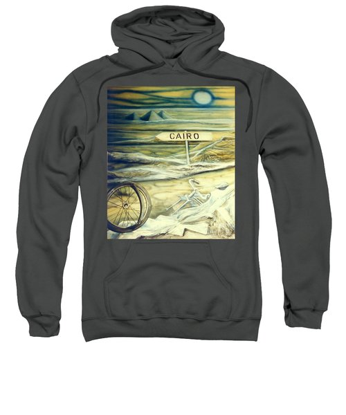 Way To Cairo Sweatshirt