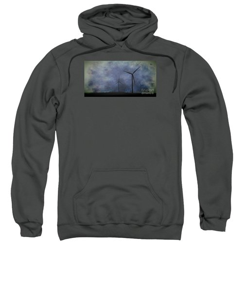 Windmills. Sweatshirt
