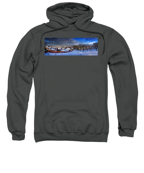 Winter In Inverness Sweatshirt