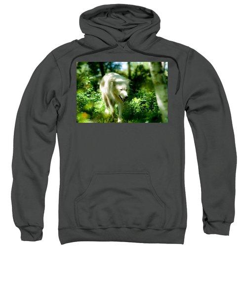 Wolf In The Forest Sweatshirt