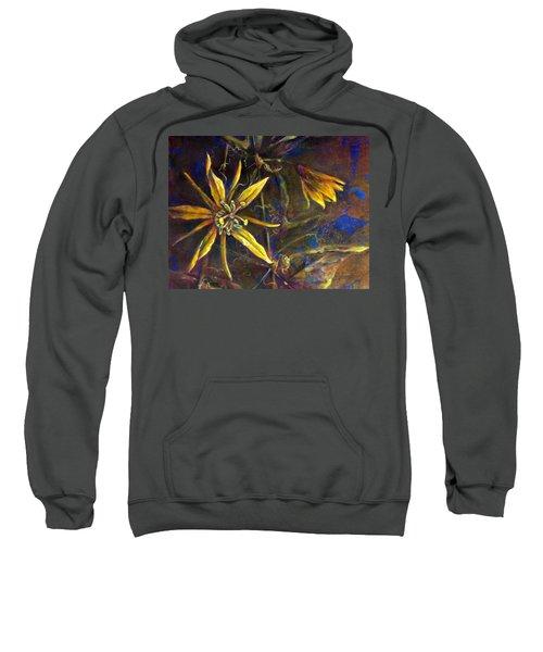 Yellow Passion Sweatshirt