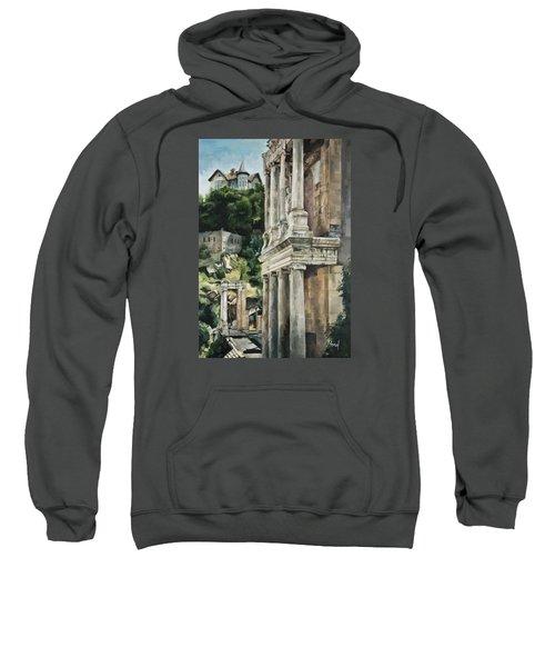 Ancient Amphitheater Sweatshirt
