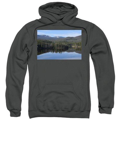 Chambers Lake Hwy 14 Co Sweatshirt