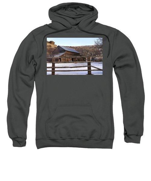 Country Barn Sweatshirt