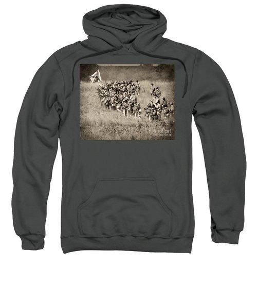 Gettysburg Confederate Infantry 9015s Sweatshirt
