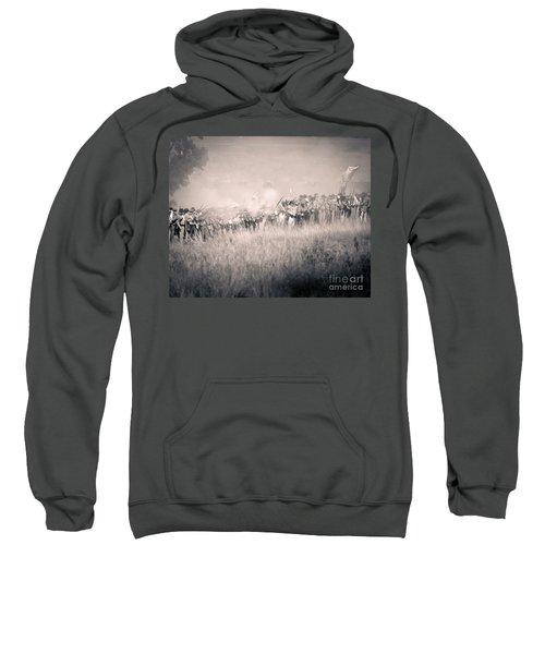 Gettysburg Confederate Infantry 9112s Sweatshirt