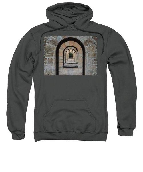 Receding Arches Sweatshirt