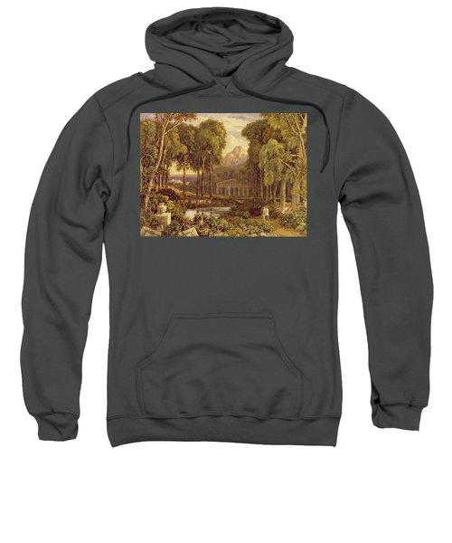 Religious Ceremony In Ancient Greece  Sweatshirt