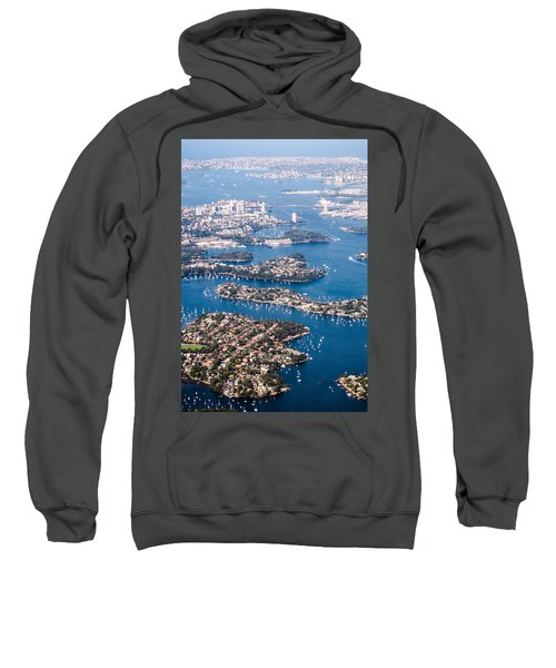 Sydney Vibes Sweatshirt by Parker Cunningham