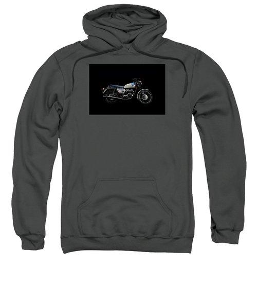 1977 Triumph Bonneville Silver Jubilee Sweatshirt