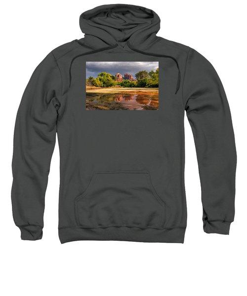 A Light In Darkness Sweatshirt