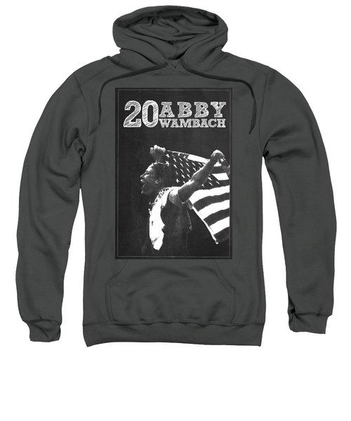 Abby Wambach Sweatshirt by Semih Yurdabak
