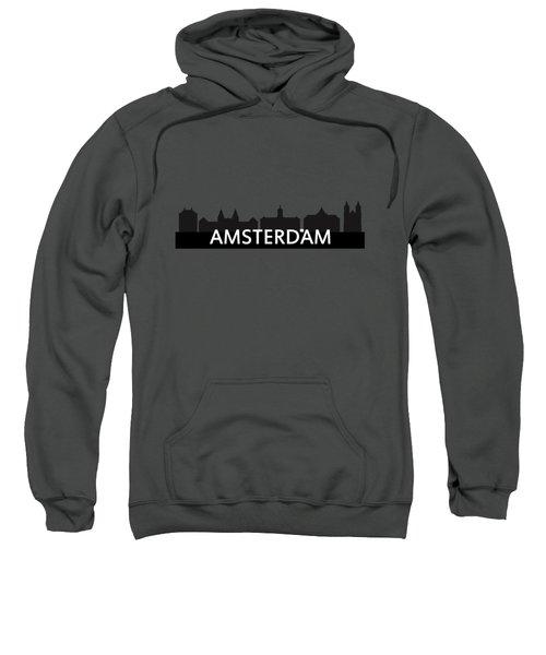 Amsterdam Skyline Sweatshirt