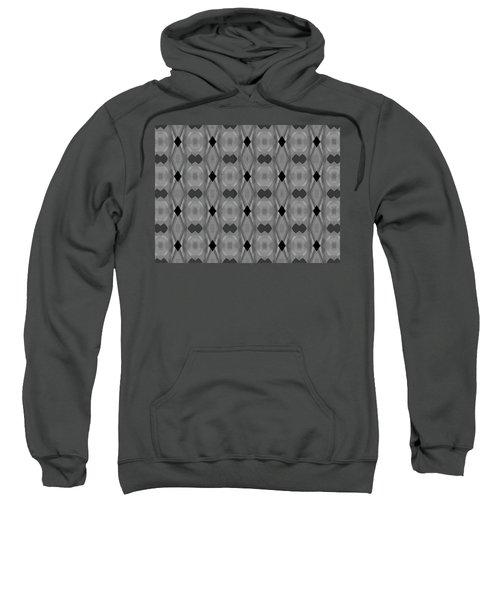 Ancient Carvings In Grays Sweatshirt