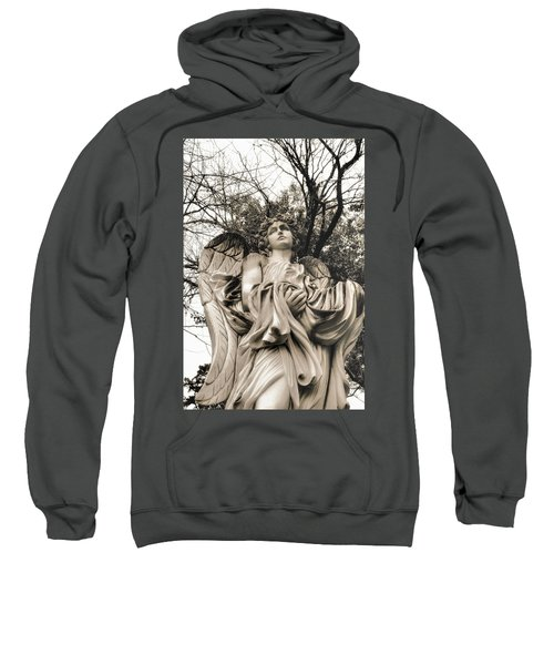 Angel In The Fall Sweatshirt