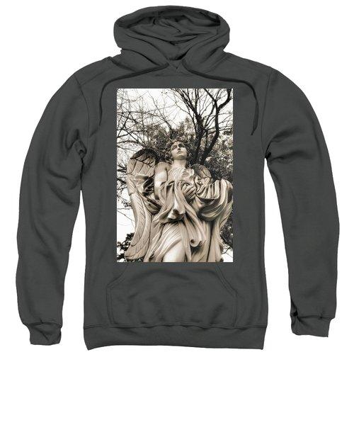 Angel In The Fall Sweatshirt