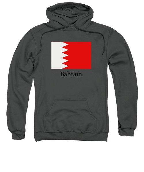 Bahrain Flag Sweatshirt