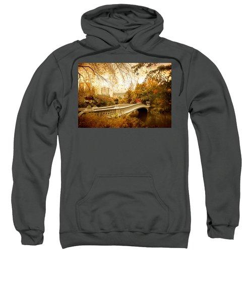 Bow Bridge Autumn Sweatshirt