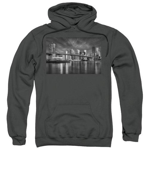 Brooklyn Bridge From Dumbo Sweatshirt