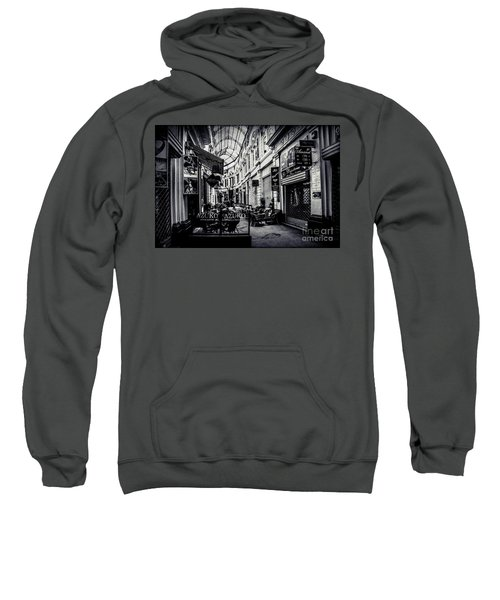 Monochrome Bucharest  Macca - Vilacrosse Passage Sweatshirt