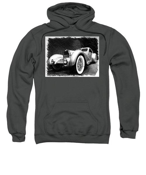 Bugatti Type 57 Aerolithe Sweatshirt