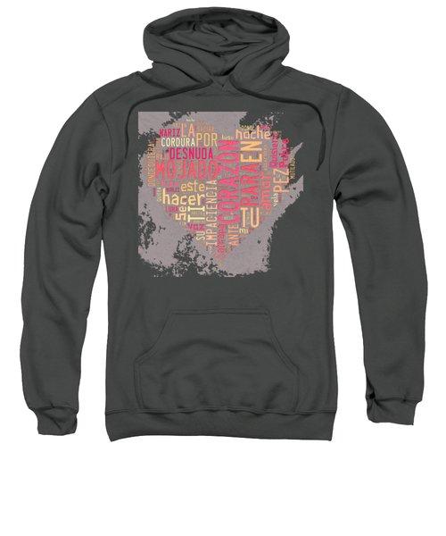 Burbujas De Amor Sweatshirt