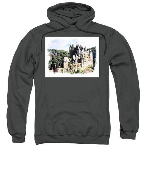 Burg Eltz - Moselle Sweatshirt