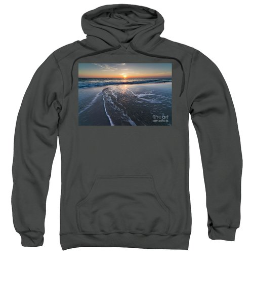 Cape San Blas Waves Sweatshirt