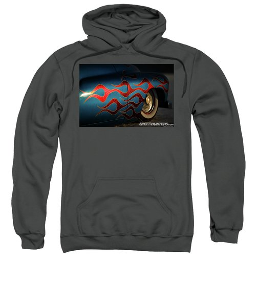 Car Sweatshirt